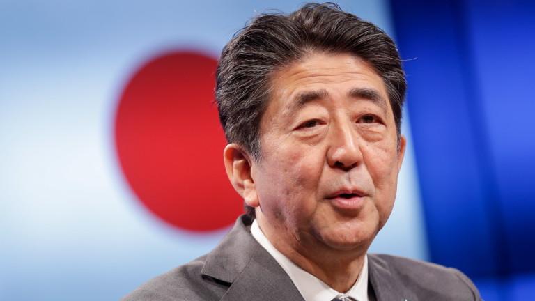 Японският премиер иска среща с Ким Чен-ун без предварителни условия
