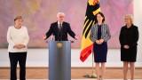 Меркел пак се разтресе неконтролируемо