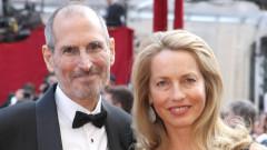 Ще остави ли вдовицата на Стив Джобс наследство на децата им