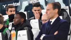 Алегри: Кристиано Роналдо е бъдещето на Ювентус