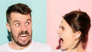 Защо е безсмислено да се спори с жена