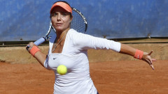 Виктория Томова спря на 1/4-финал в Сен-Гауден