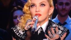 Мадона: Шон не ме е удрял с бухалка!