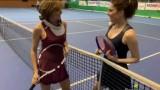Теодора Духовникова и Нина Николина - нова звездна двойка посланици на Sofia Open 2019