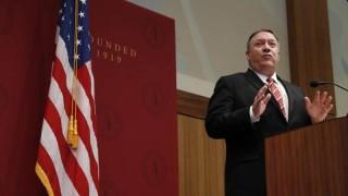 Помпео: Заедно с Ирак ще намалим своя контингент