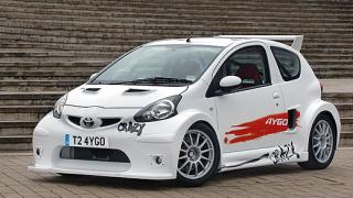 Toyota подлудява автоизложение в Лондон (галерия)