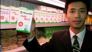 Китай изтегля от пазара млечни продукти с меламин