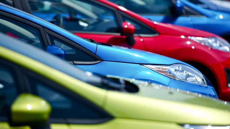 Най-продаваните коли в света от началото на годината