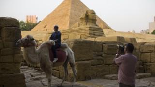 Откриха неизвестна досега камера в Хеопсовата пирамида