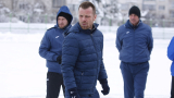 Елин Топузаков: Ще играя с двама нападатели