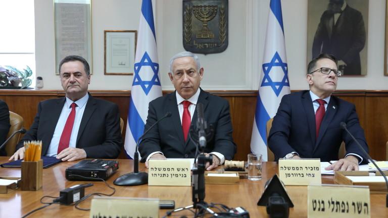 Нетаняху нареди на армията да продължи масираните удари в Ивицата Газа