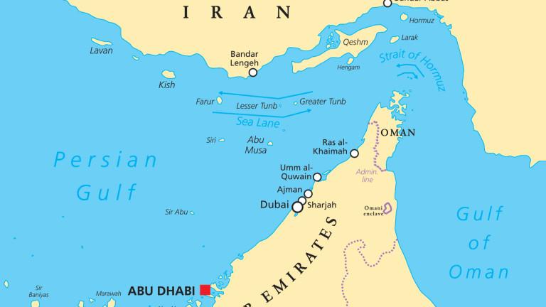 Коалицията на САЩ за защита на корабоплаването в Персийския залив започна да патрулира