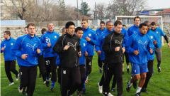 Новите в Черноморец започнаха тренировки
