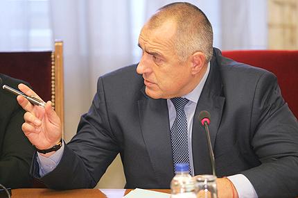 """Борисов си каза """"тежката дума"""" за ACTA"""