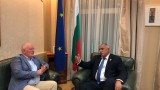 Борисов постави въпроса за Шенген на срещата с Тимерманс