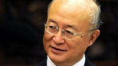 Японец е новият шеф на Атомната агенция