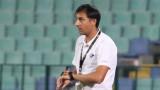 Новият треньор на Септември Христо Арангелов: Добрите дни тепърва предстоят