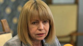 Фандъкова не знае дали ще се кандидатира за кмет