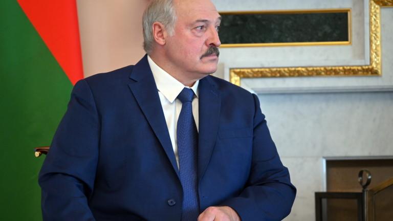 Лукашенко нареди затваряне на границите на Беларус