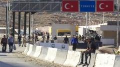 Турция приведе армията си по границата със Сирия в повишена бойна готовност