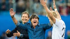 Йоаким Льов зачеркна звезда за контролите с Бразилия и Испания