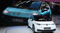 Volkswagen започна продажбата на домашни зарядни станции в Европа