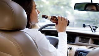 Заловиха жена да шофира с 4,43 промила алкохол