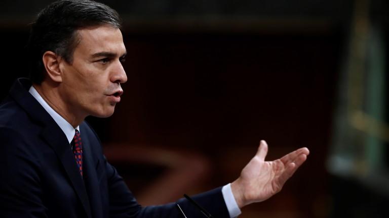 Испанският Сенат прие бюджета, победа за Санчес