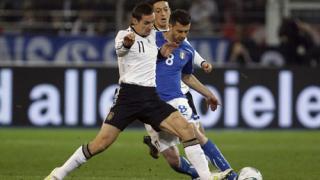 Германия изпусна Италия (видео)