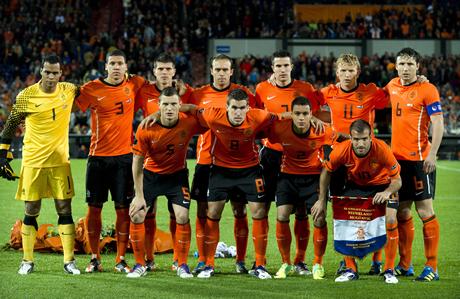 Холандия - вечният претендент