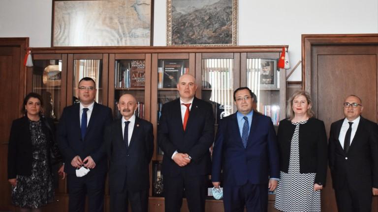 Иван Гешев и турският зам.-главен прокурор обсъдиха миграцията
