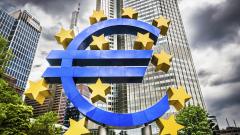 Инфлацията в еврозоната остава доста под целевото ниво на ЕЦБ