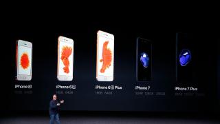 Кой спечели и кой изгуби от представянето на новия iPhone 7?