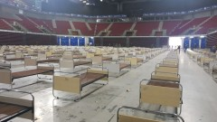 """500 легла в """"Арена Армеец"""" могат да поемат болни от коронавирус"""