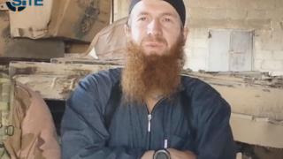Умар Чеченеца оцелял при US въздушния удар, бил сериозно ранен