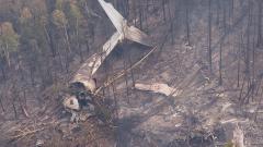 Откриха телата на всички спасители от катастрофиралия Ил-76