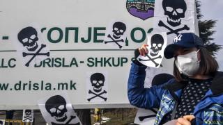 Скопие гони шеф на депо за отпадъци, свързан с контейнерите в България