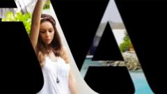 И Алисия мечтае за сватба на самотен остров