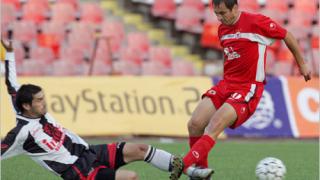 Албанецът Салихи чака ЦСКА до 31 май