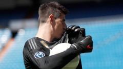 Куртоа: В Реал (Мадрид) нивото е два пъти по-високо от това в Челси