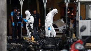 Кола бомба рани 42 души в Тайланд
