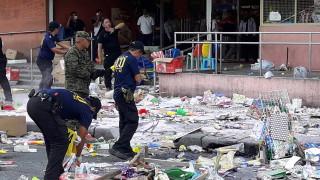 19 загинали и 48 ранени при атентат във Филипините