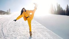 Зимните приключения на Нина Добрев