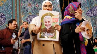 Иран ще екзекутира агент на ЦРУ, помогнал за убийството на Солеймани