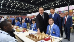 Шахматистите с втора поредна победа в Баку