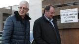 Румен Овчаров се появи за разпита в следствието