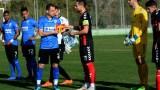 Черно море победи Вардар (Скопие) с 2:0 в контрола