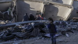 Стотици ранени при пореден протест в Газа