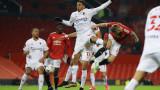 Манчестър Юнайтед с пестелива победа срещу Уотфорд за ФА Къп