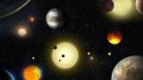 НАСА откри слънчева система точно като нашата